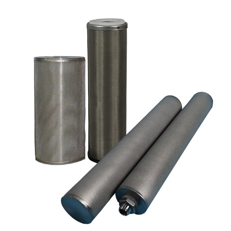 OEM/ODM high precision ss sintered mesh filter element For Food & Beverage Shops