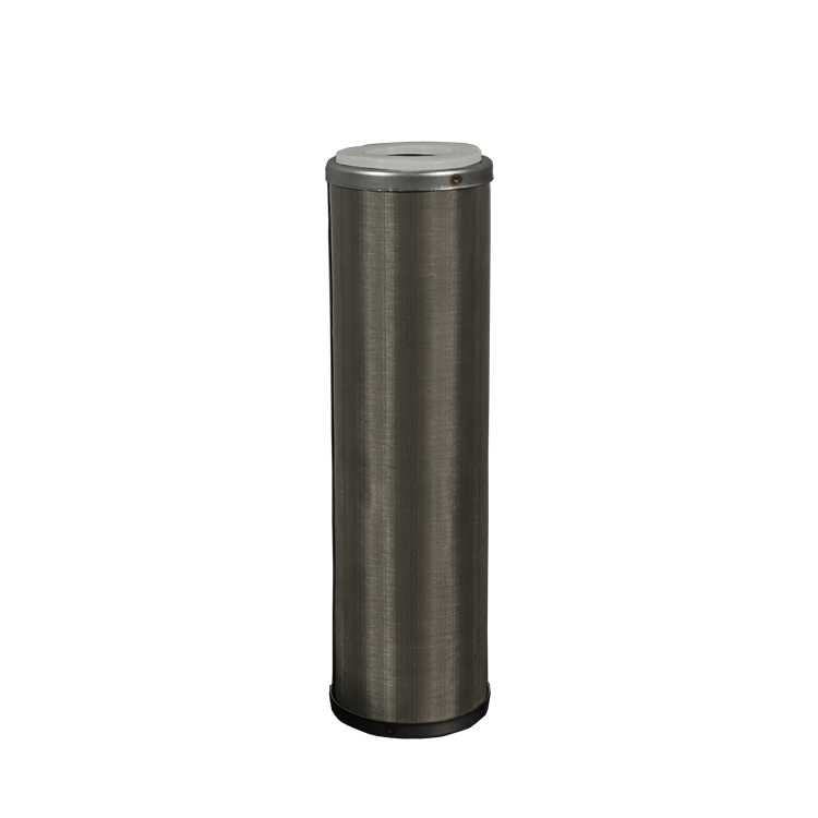 China Factory stainless steel powder sinterd filter cartridge with Low Price