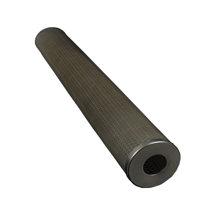Industrial High Pressure stainless steel filter cartridge element for water treatment purification