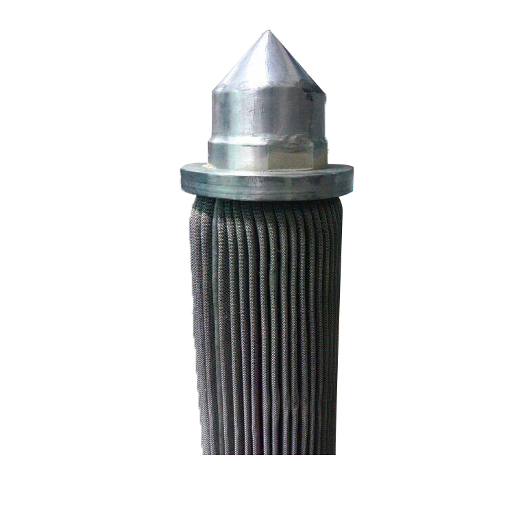 Removal dust sintered filter triclamp for Industry Water Treatment