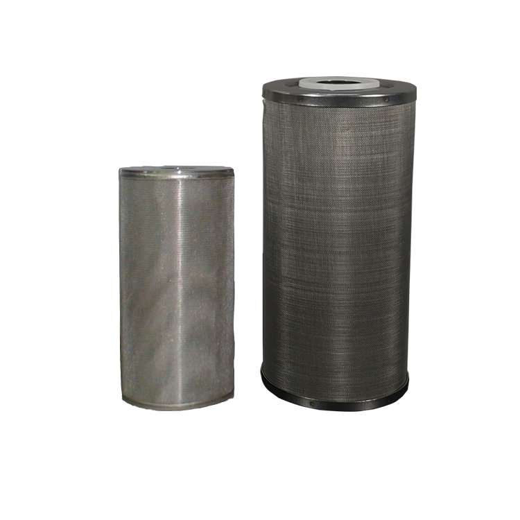 OEM/ODM stainless steel sinter filter disc for mineral water treatment plant