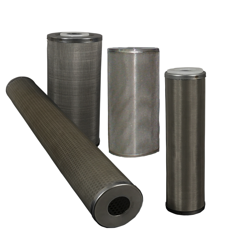 China Factory sintered filter sanitary For Construction Works