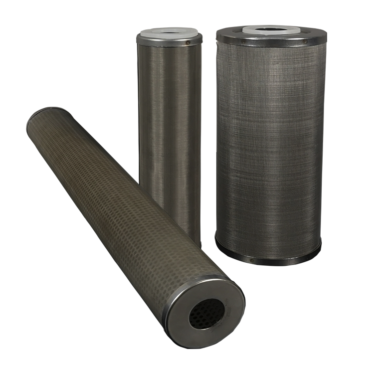 20 inch stainless steel filter cartridge For Construction Works