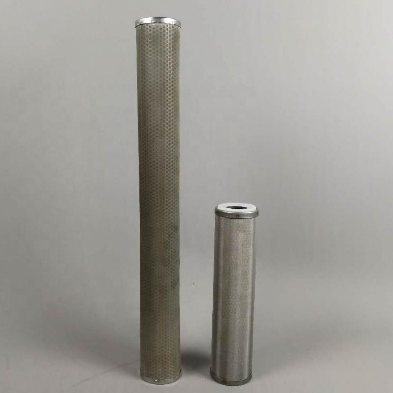 Customized ss 316 Filter cartridge di acqua filtro a cartuccia 10 20''