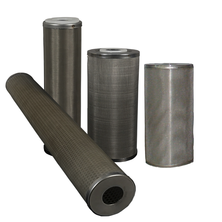 China high quality sus304l 316L micron stainless steel filters