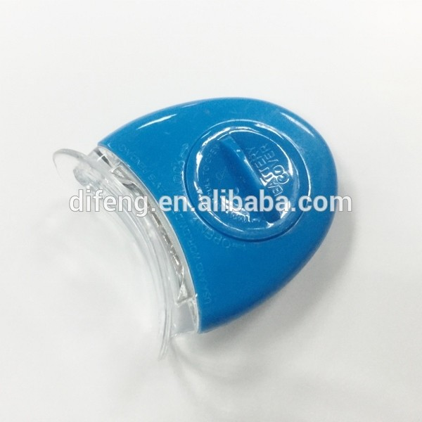 portable CE approved home use teeth whitening mini LED teeth whitening light