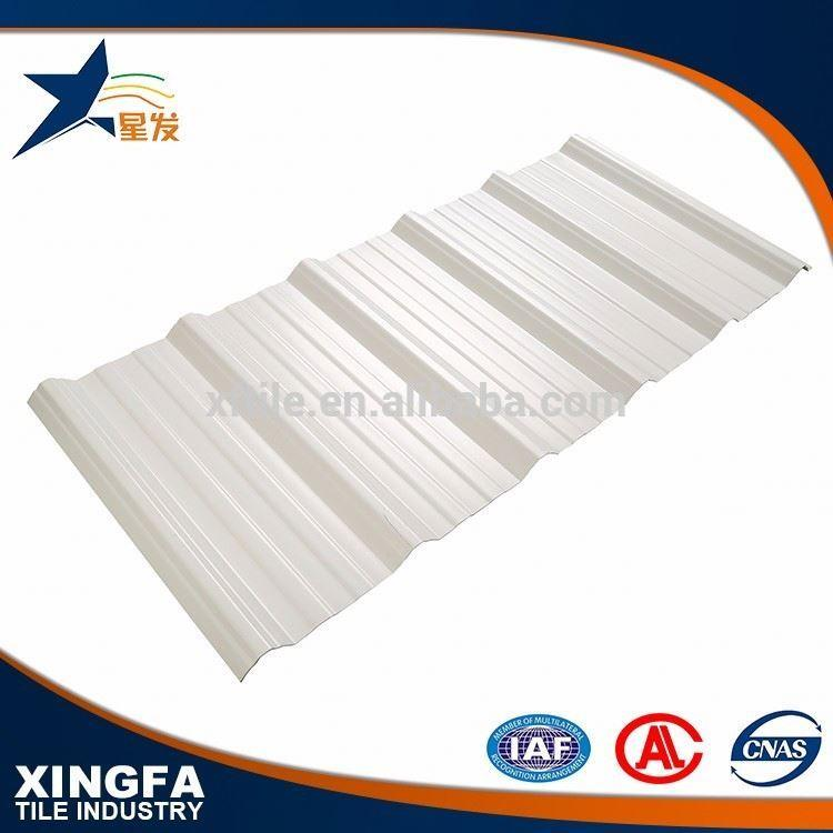 New carport roofing material aluminium APVC roofing sheet