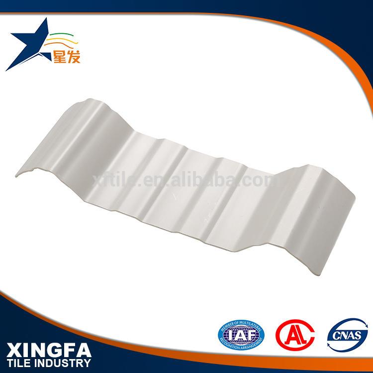 Wholesale pvc roofing shingles asa trapezoid composite roof tiles