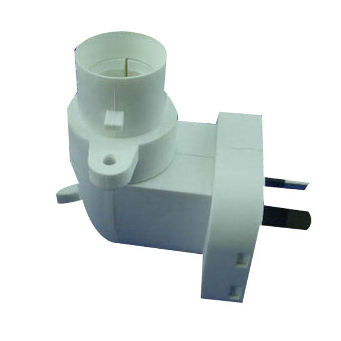 SAA Australia standard night light electrical plug socket plug base e14 lampholder