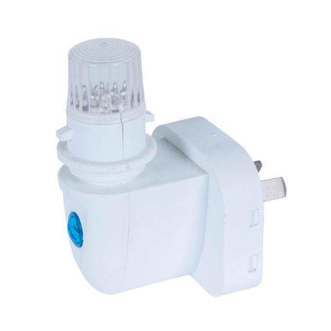 SAA australian decorative lamp LED holder electrical with sensor lamp socket type plug in