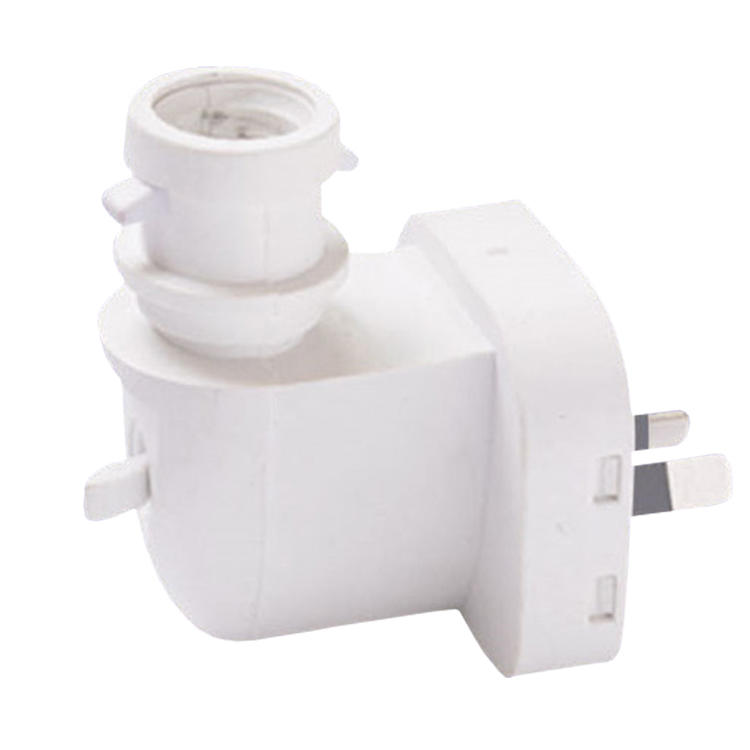 E14 Caliber SAA CE ROHS approved sensor night light electrical plug in Australia with 0.5W lamp holder and 220V or 240V