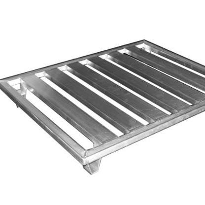 Rust resistant / corrosion resistant Aluminum Pallet Extrusion Profile