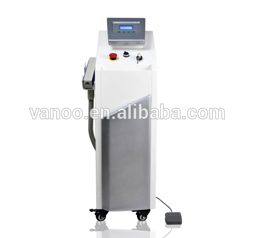 Professional laser tattoo removal pigmentation removal Nd yag laser 1064nm 532nm