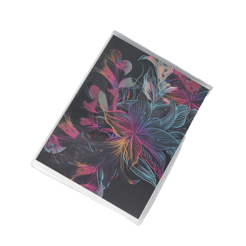 2020 New Design Cheap Soft Cover Plastic Pages Photo Albums