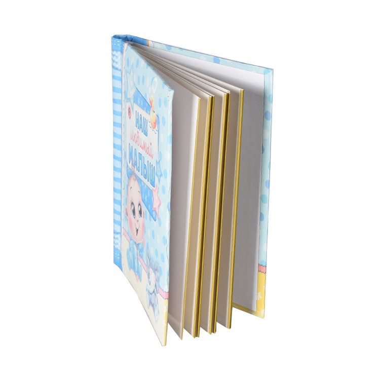 Custom Hardcover Self Adhesive Photo Album Scrapbook