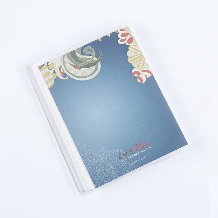 High quality diy exquisite blank photo album for family