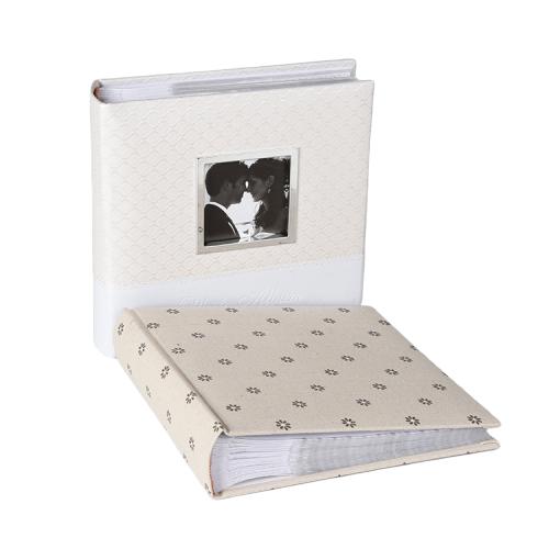 China Supplier Design Cover A4 Large Custom Photos Card Albums 4x6 200