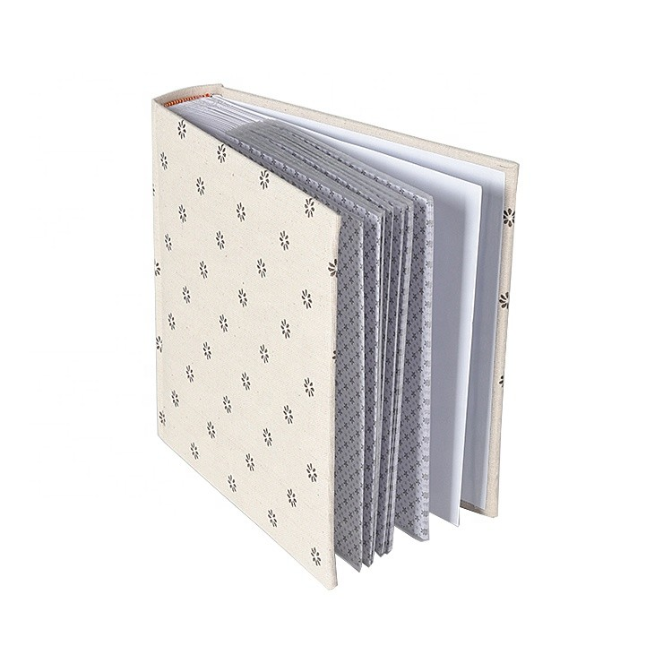 New Product High Quality Cloth Cover Album Photo, Hold 100 Pp Inner Sheets Custom 4r Photo Album