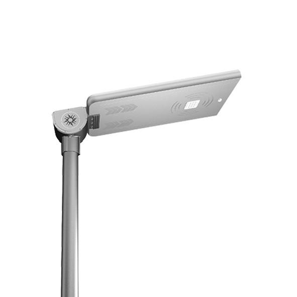 Factory Supply 120w led streetlight solar powered best price