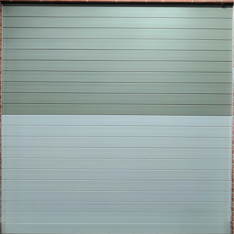 Strong windproof shutter door for hurricane and typhoonin European