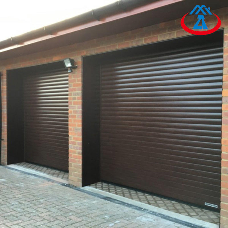 Finished Surface Finishing and Industrial Position Roller Shutter Door
