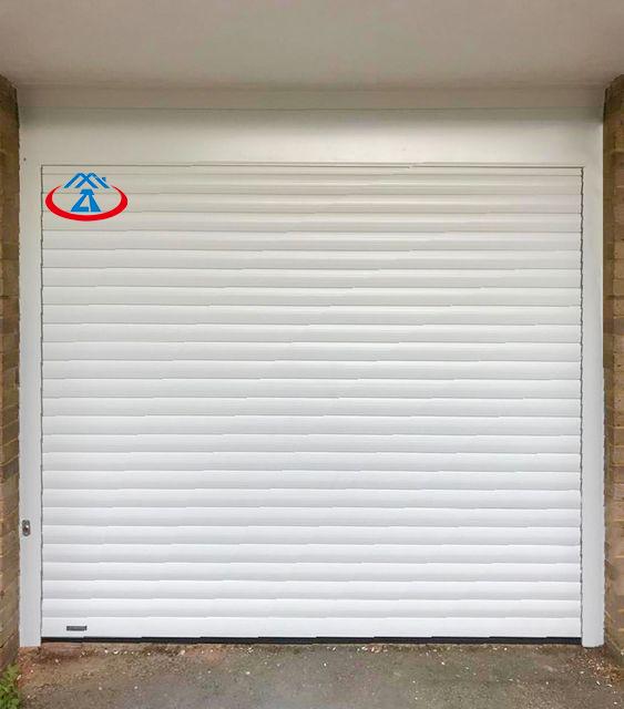 3500x3000 White Color Safety Design Aluminum Roller Shutter Door for Exterior