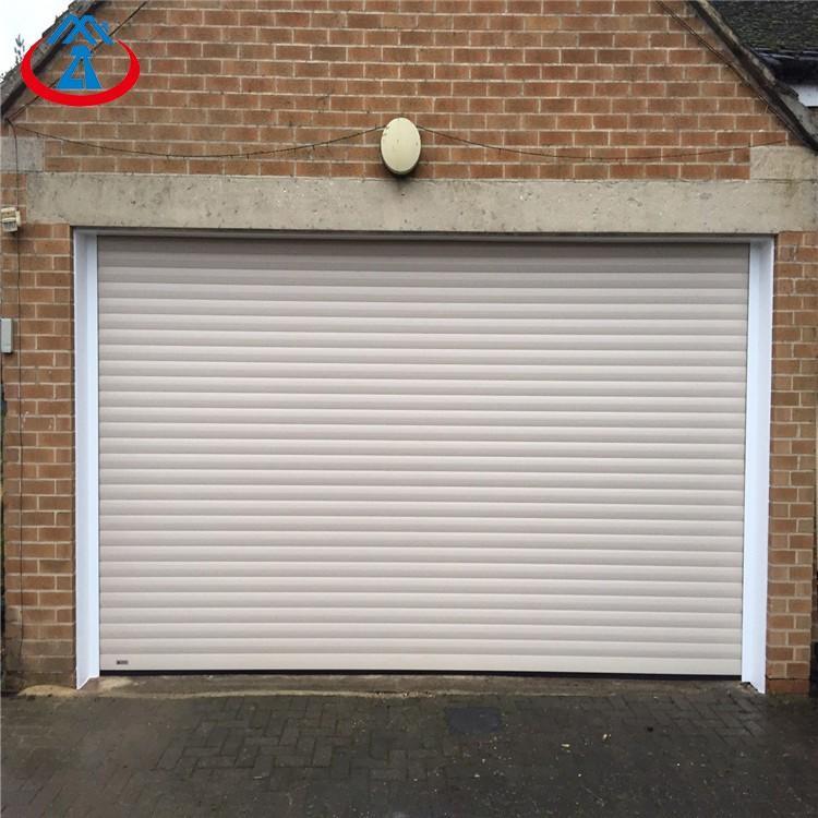 Aluminum rolling door and window aluminum roller shutter 7*8 feet roll up door