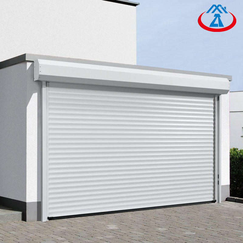 Color Customized Commercial Industrial Security Vertical Automatic Aluminium Roller Shutter Aluminum Roll Up Doors