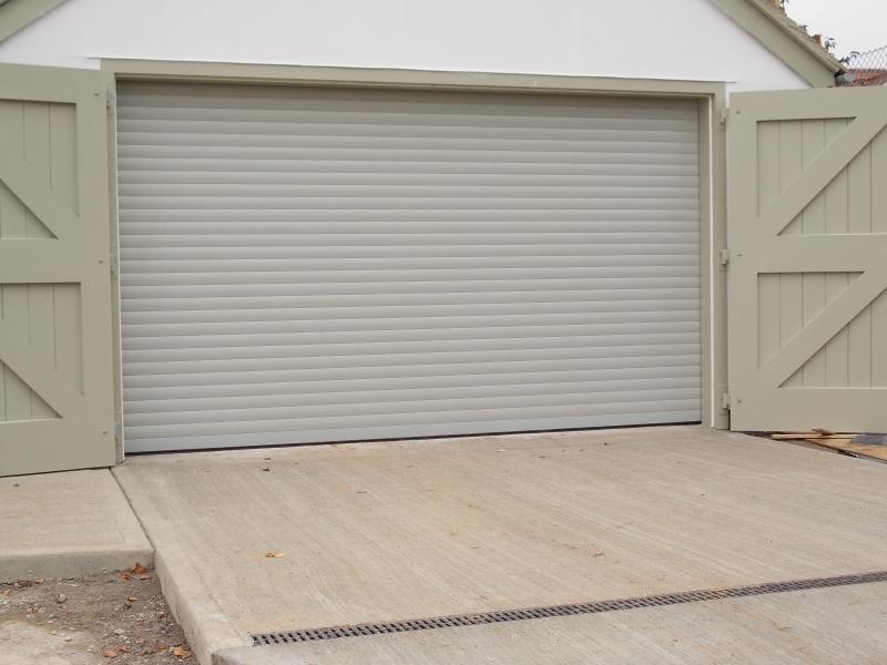 Electric rolling door aluminum roller shutter roll up door 7*8 feet roll up door