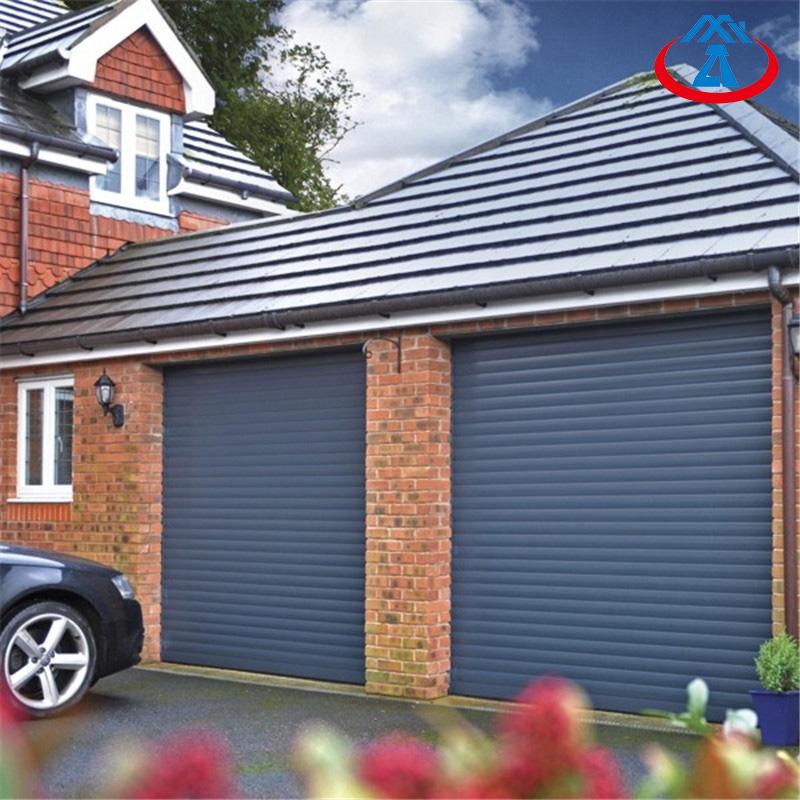 Commercial Position Exterior Door Shutter Aluminum Roller Shutter Door