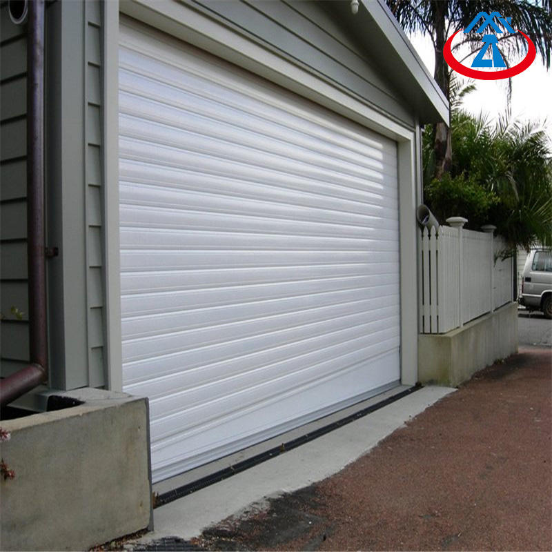 Strong Roll Door Shutter Automatic Doors With Remote Control