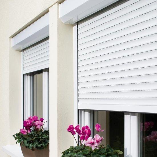 2000x2000 Aluminum Residential Security Exterior Rolling Shutter Door