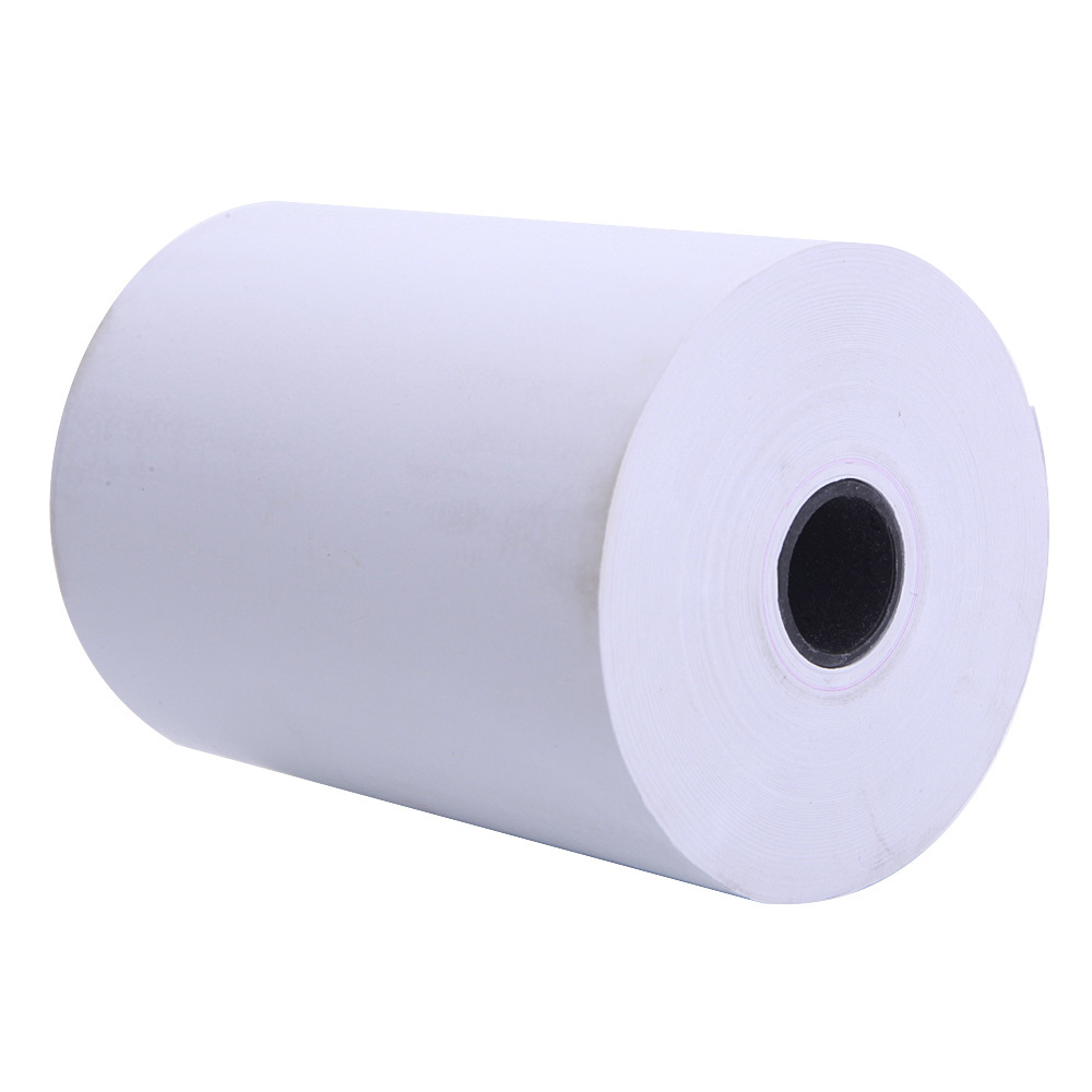 Thermal paper roll making machine