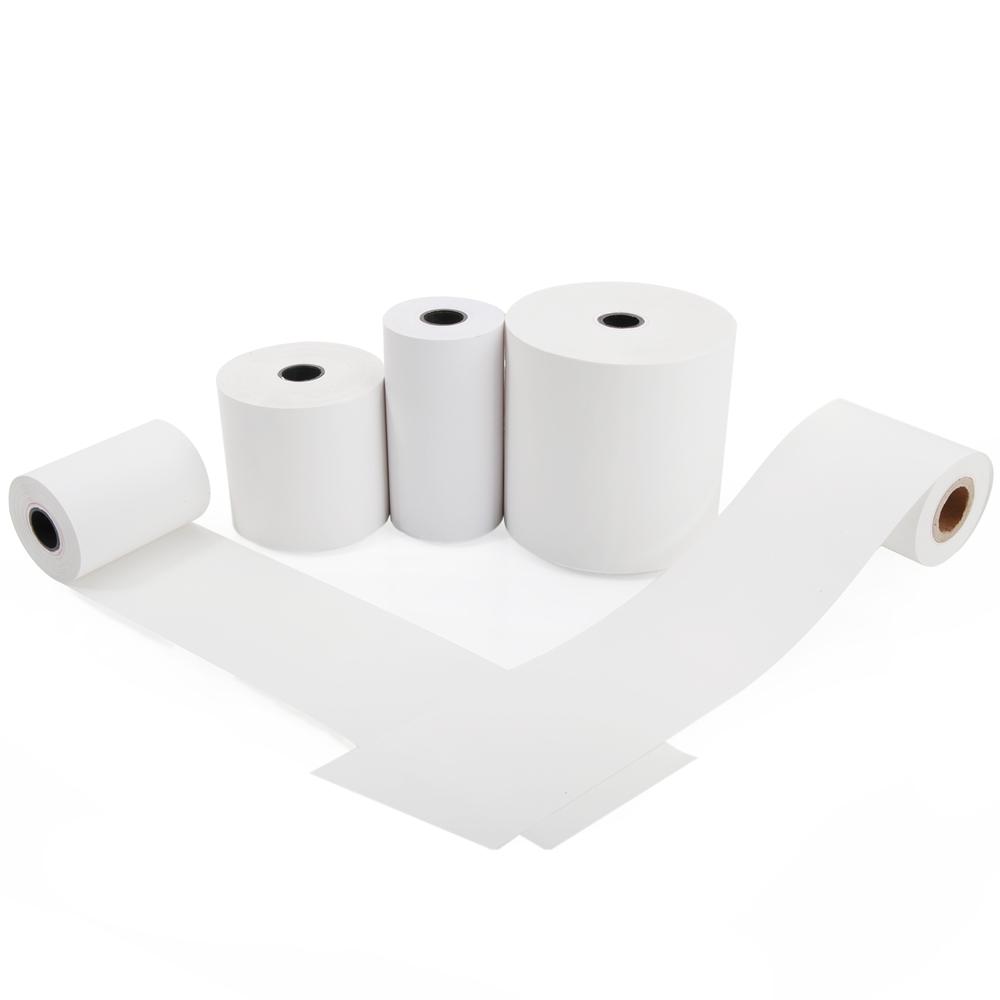 Printed thermal paper