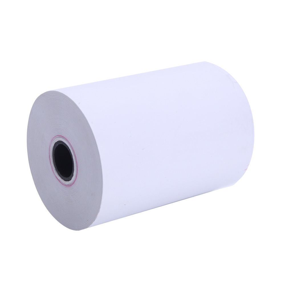 Coated woodfree paper