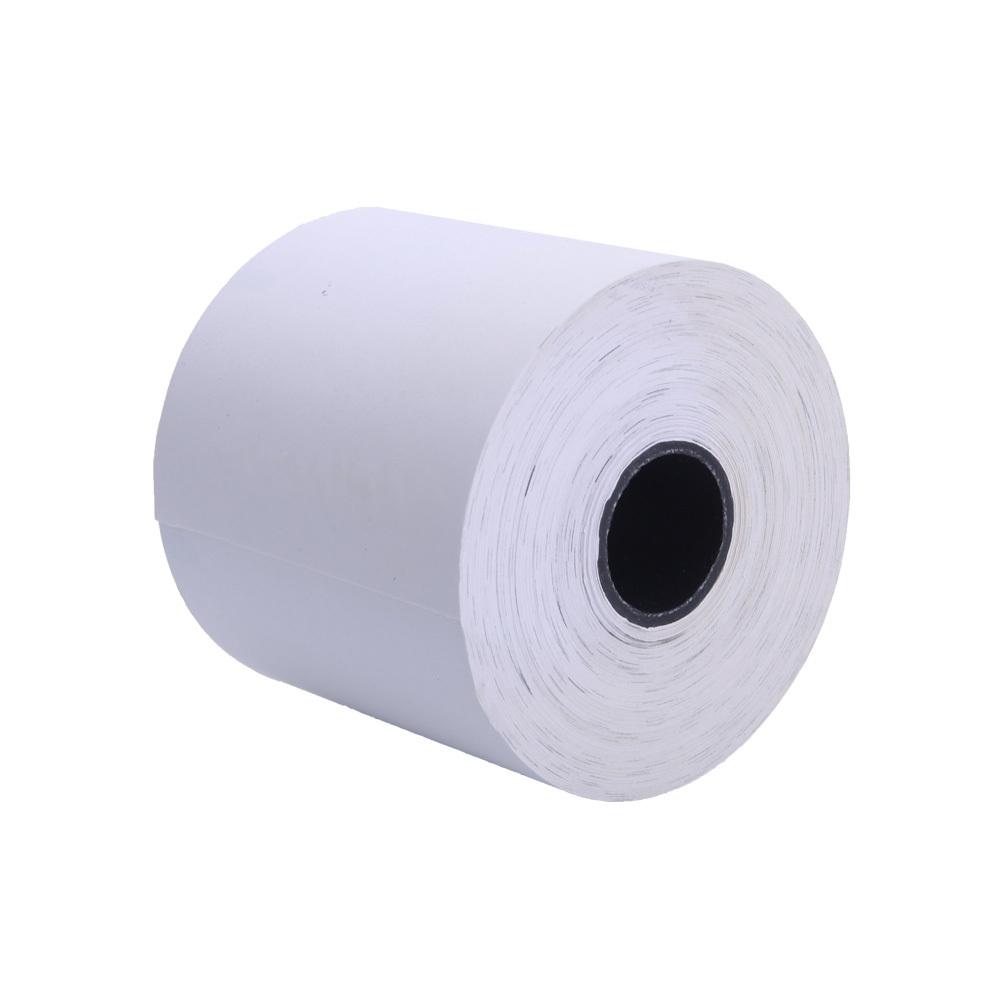 Thermal paper roll cutting machine