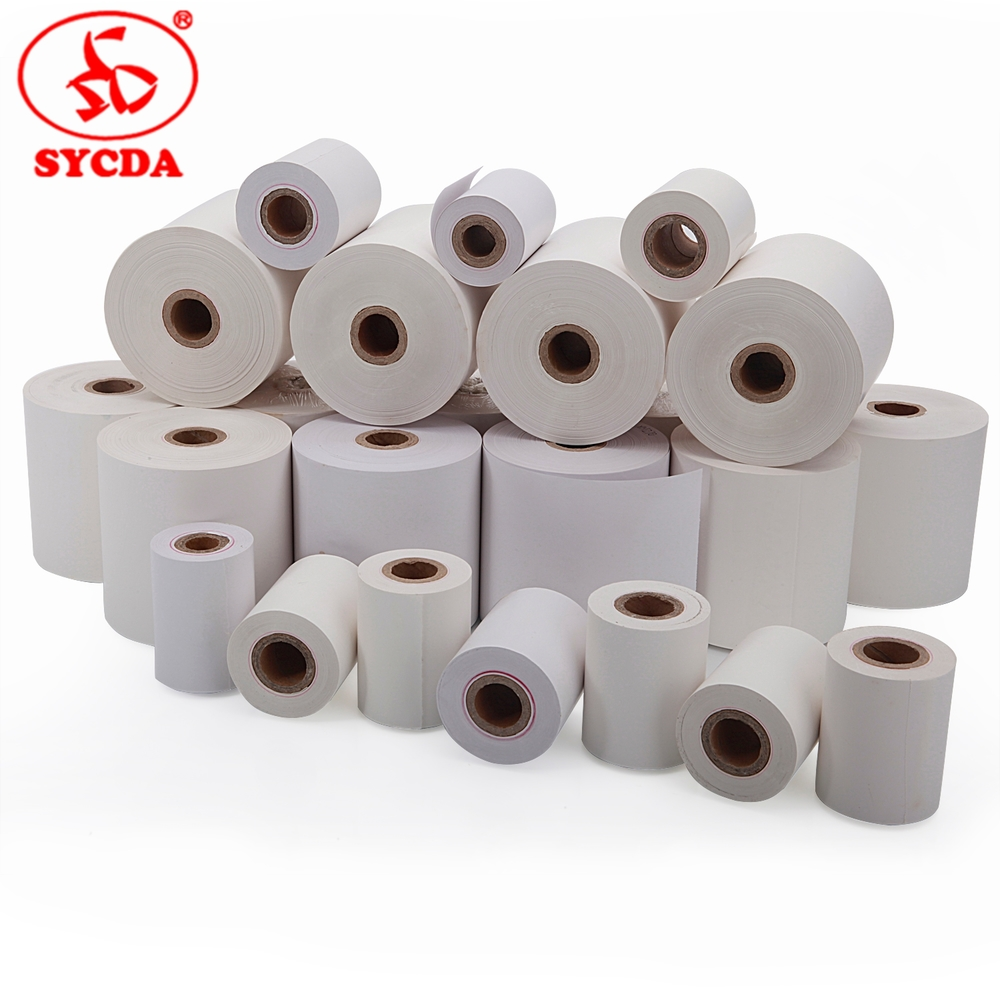 Coils thermal paper