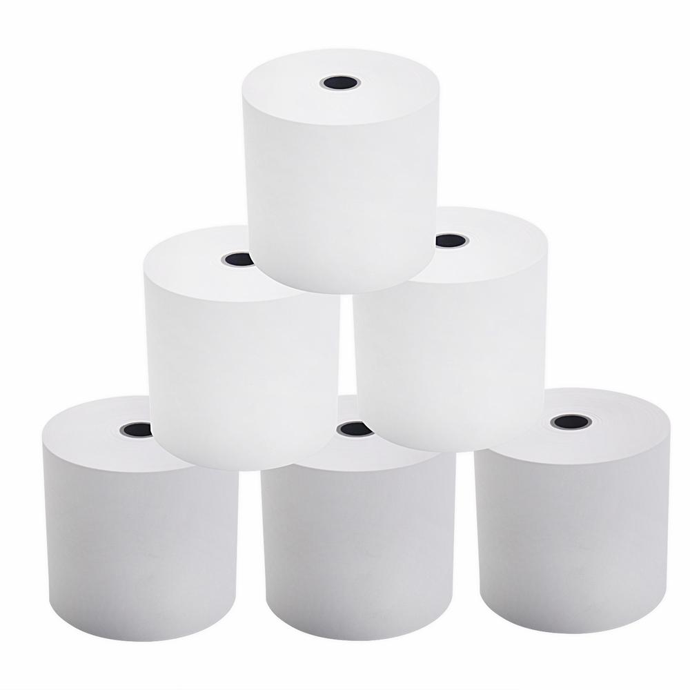 Thermal paper 3 diameter cash register rolls
