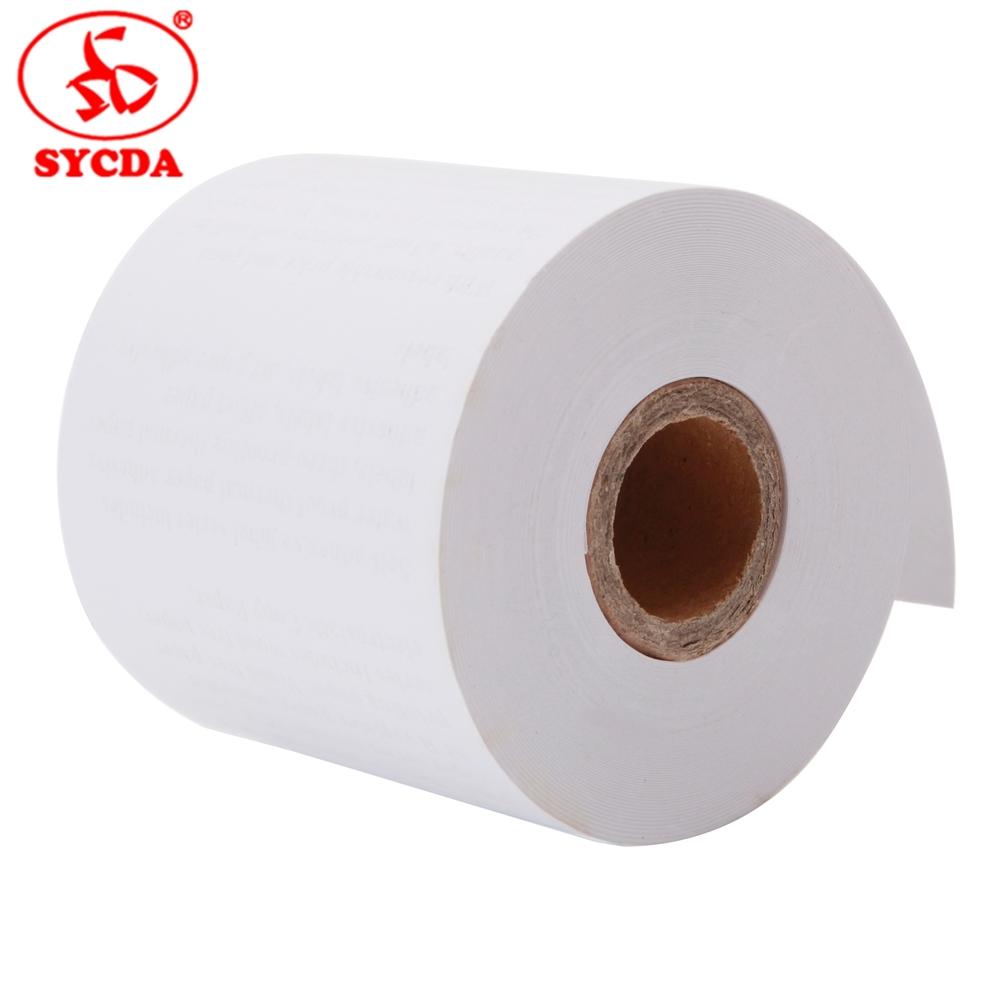 Bond paper size