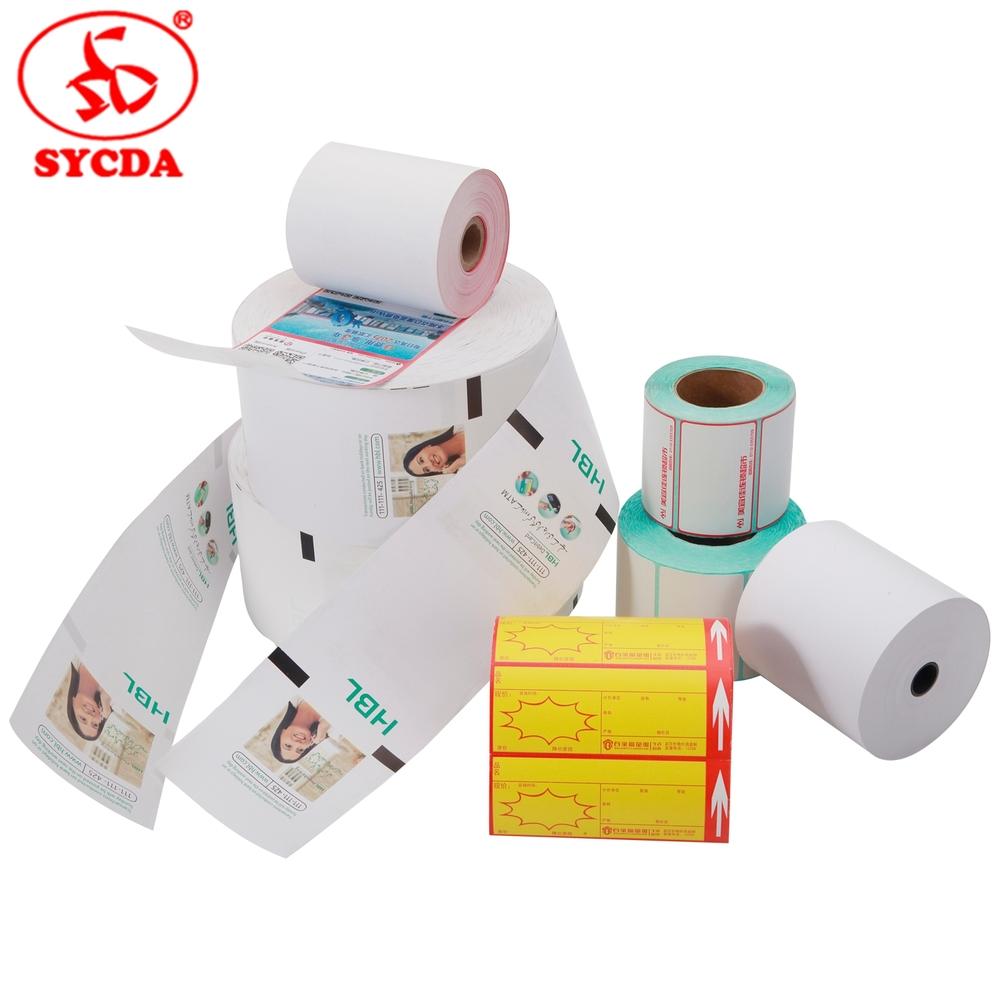 Paper money printing