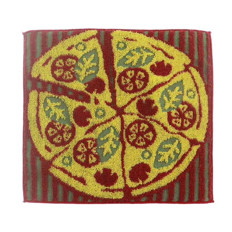 customized 100percent organicegyptian cotton velour fabric jacquard hand towel