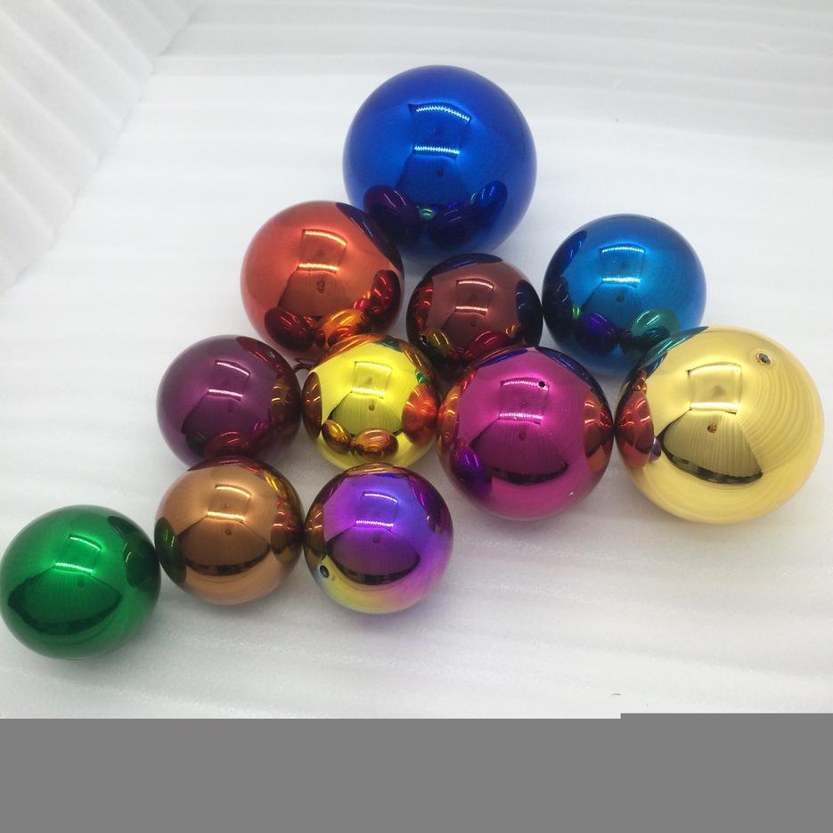 Mystic Color Steel Balls
