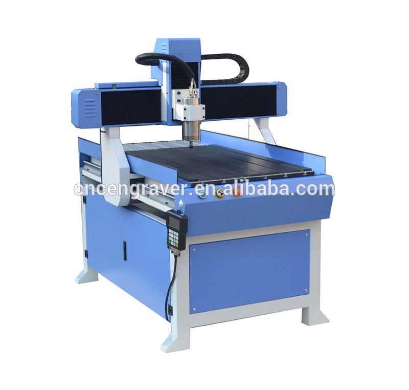 Transon Brand Hobby 3d cnc router 6090 with CE