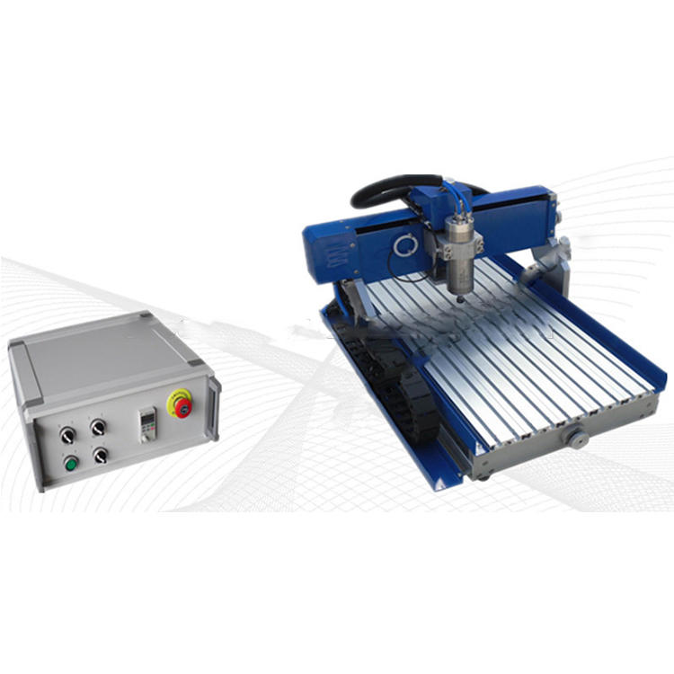 The equipment for manufacture of medals TSM3040 CNC Router