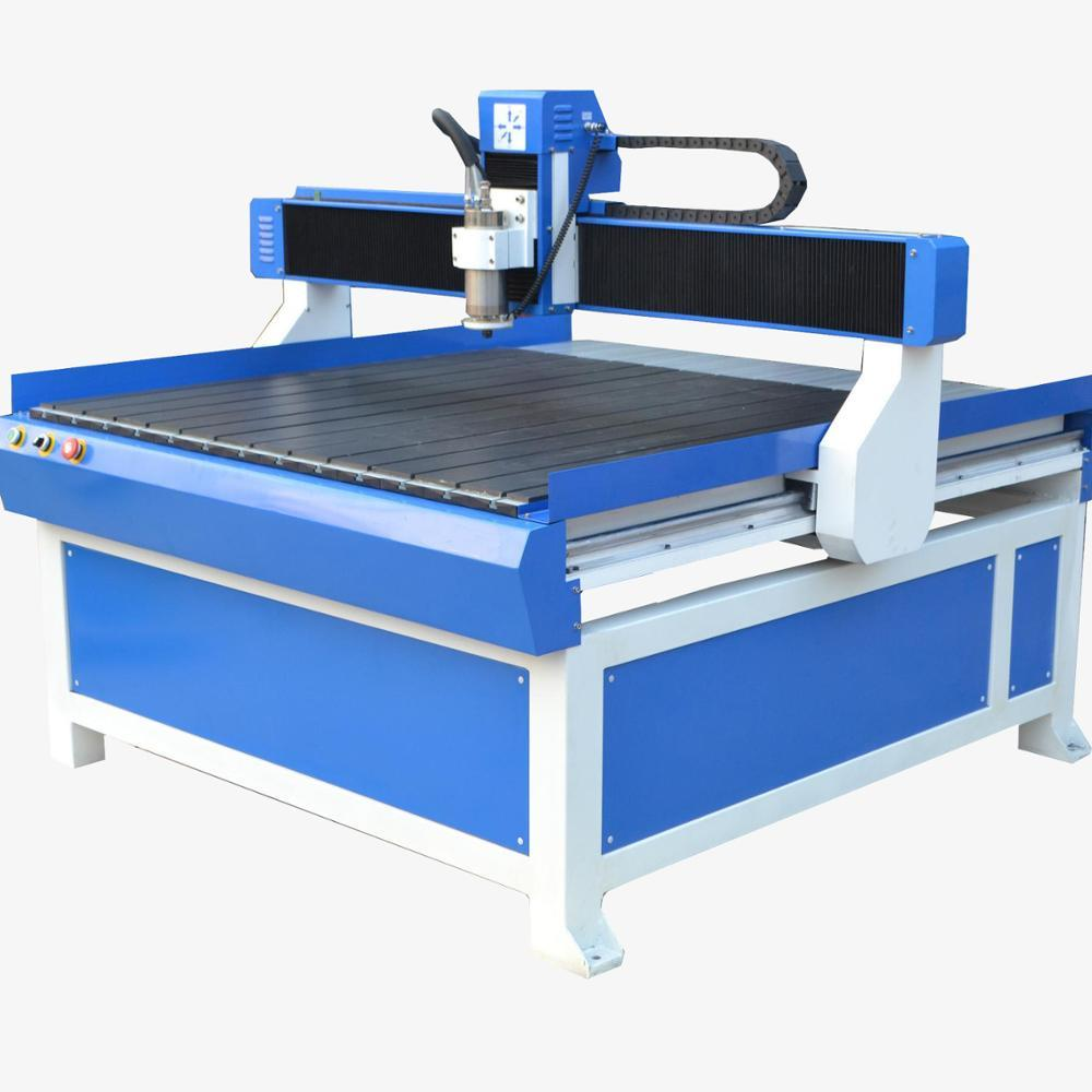China Transon 1212Metal Cutting CNC Router for Aluminum