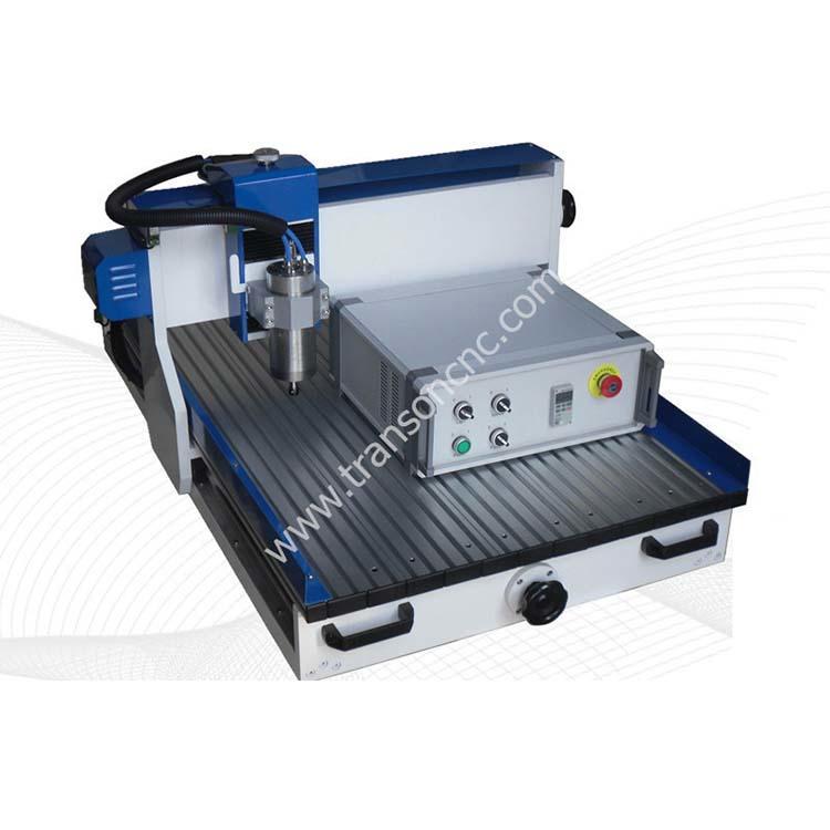 Factory Supply TSA 6090 Desktop 4 Axis Cnc Router Machine
