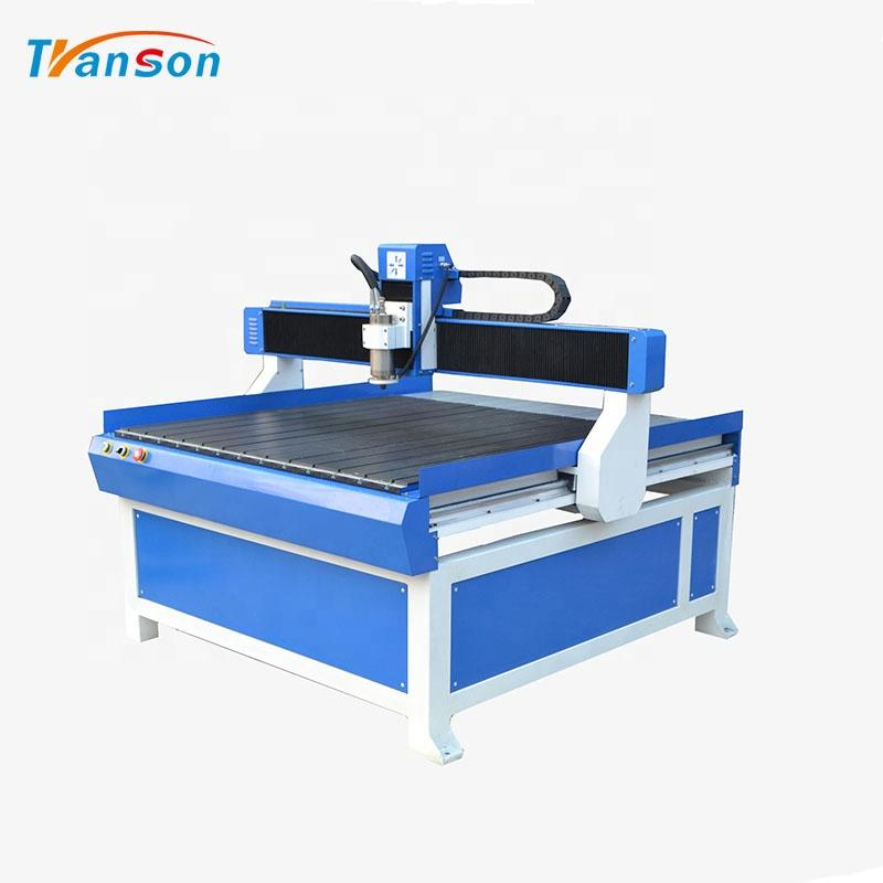 Best Advertising 1212 CNC Router Machine For Plastic Wood PVC Acrylic