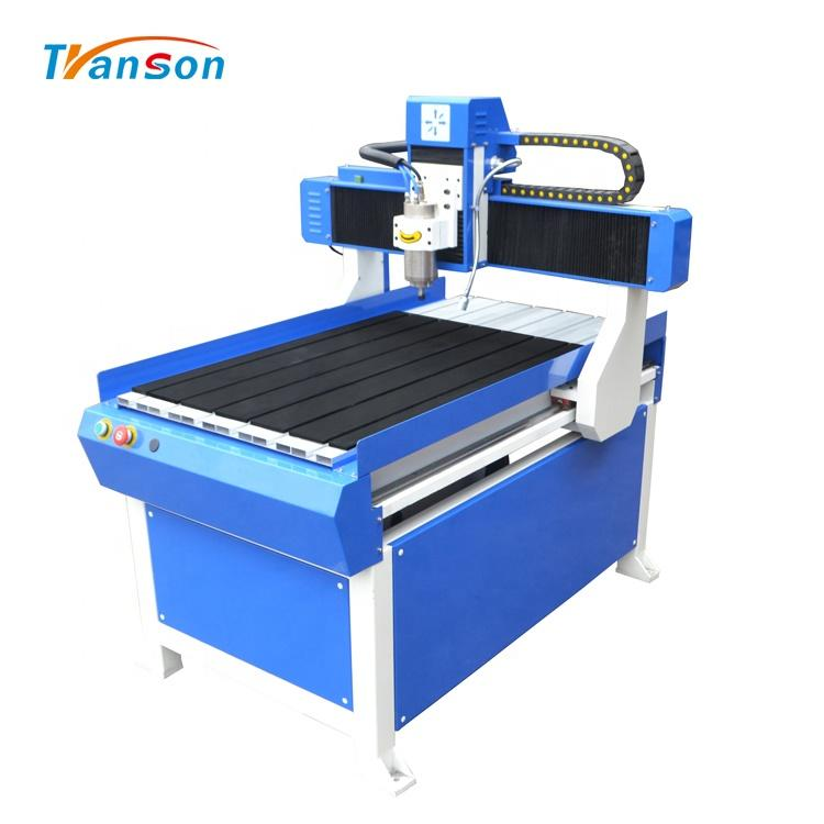 4 Axis Wood Carving Machine With Rotary Device CNC Router