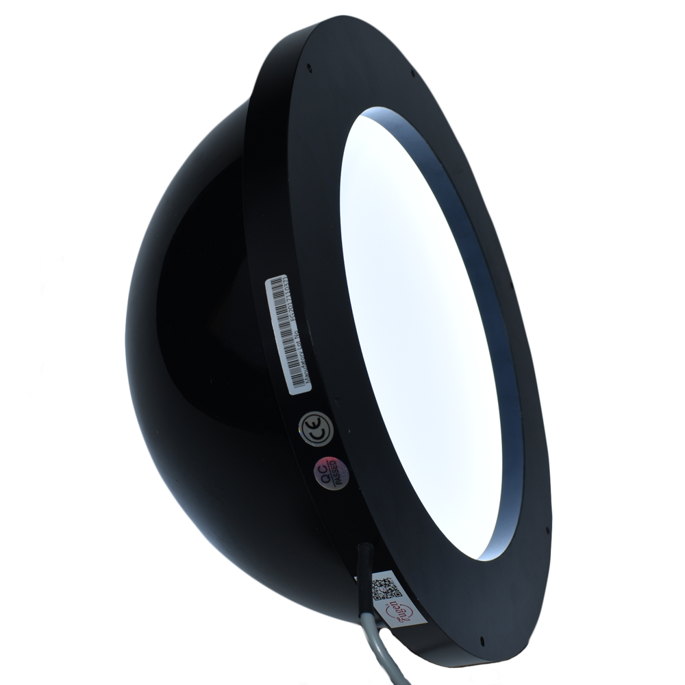 FG LED Diffused Illuminator Machine Vision Dome Light for Curved Surfaces in Shanghai