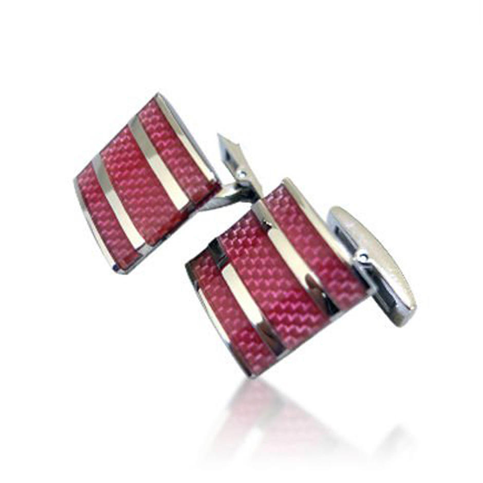 Metal Bulk Enamel Replica Stainless Steel Cufflink For Men Guangzhou